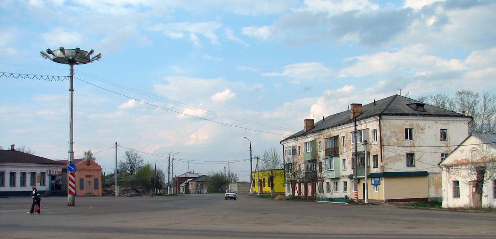 ефремов картинки город