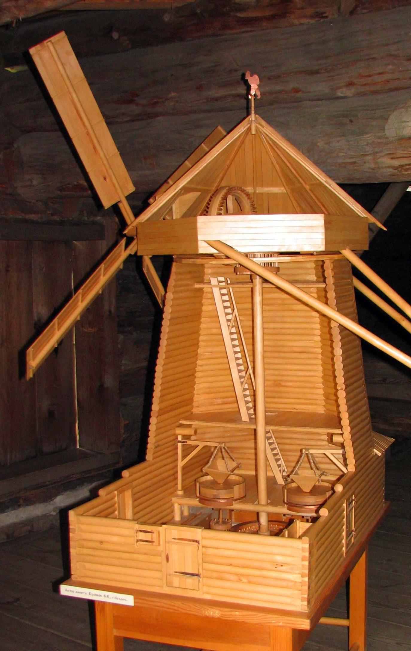 Ветряной мельницы своими руками