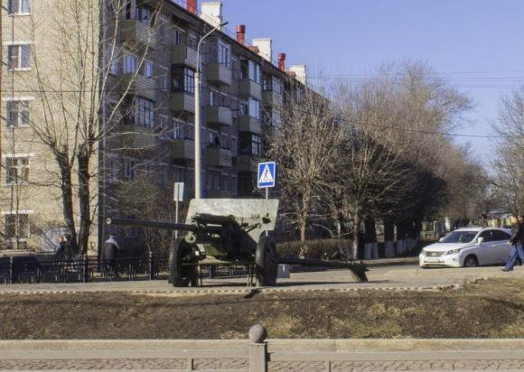 Московская область, г. Подольск. Весна 2014.