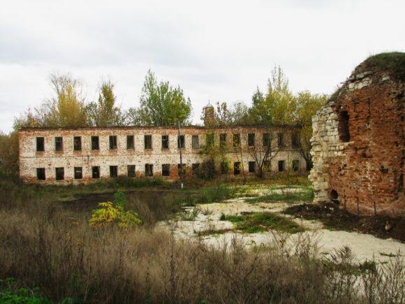 Пос. Истье Старожиловский район, Рязанская область. Осень 2012.