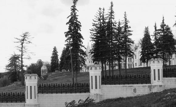 с. Кирицы Спасского района Рязанской области. Осень 2012.