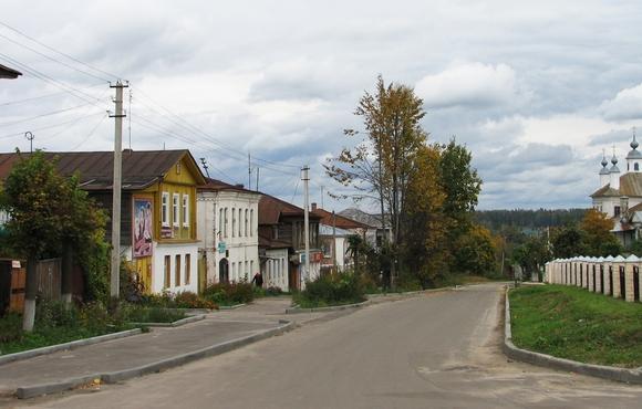 Поселок городского типа Лежнево, Ивановская область