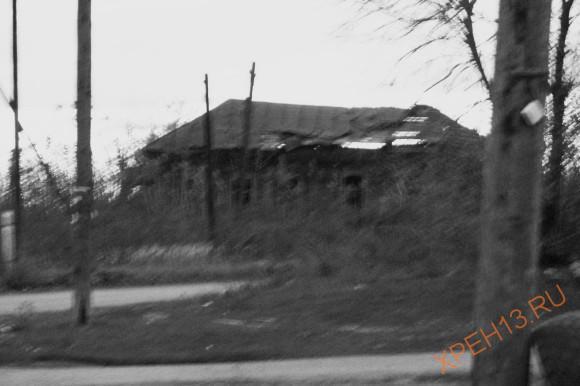 с. Столпцы, Старожиловского р-на Рязанской области. Осень  2012.