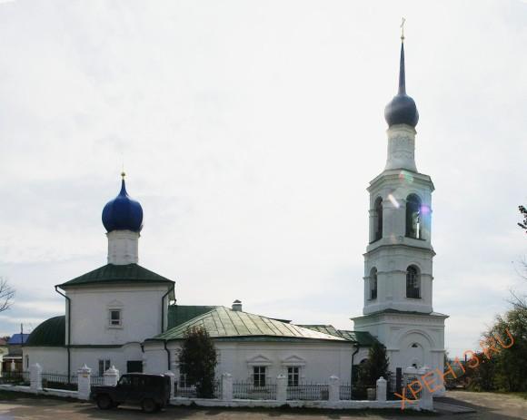 Рязанская область, г. Касимов. Осень 2012.