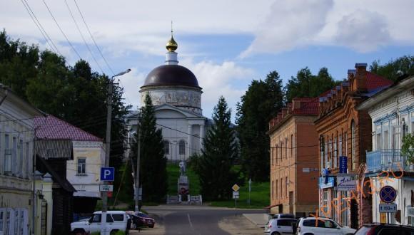Ярославская область, г. Мышкин. Лето 2013.