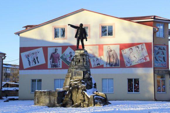 г. Алагир. Северной Осетии.