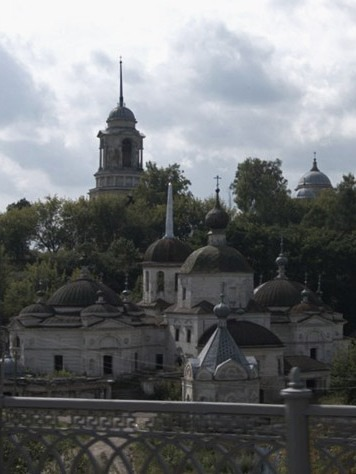 Пятницкая церковь в г. Старица.