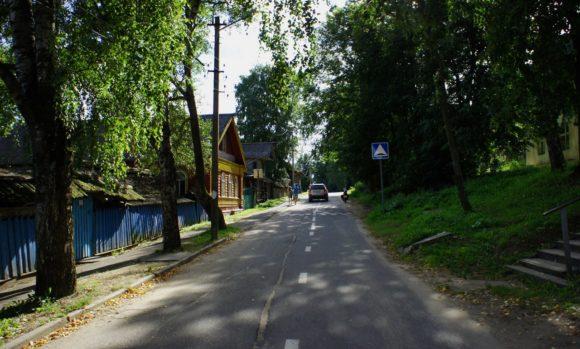 Ярославская область, Мышкинский район, г. Мышкин. Лето 2013.