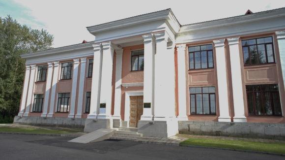 Здание музея гидроэнергетики.