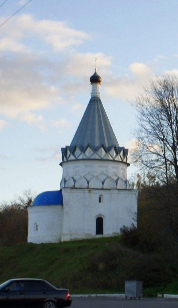 Владимирская область, г. Муром. Осень 2013.