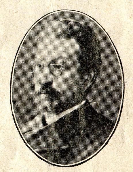 Михаил Герасимович Комиссаров (1867-1929).