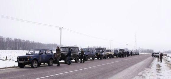 Московская область, Чеховский район. Зима 2013.