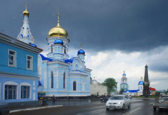 Калужская область, г. Малоярославец. Лето 2013.