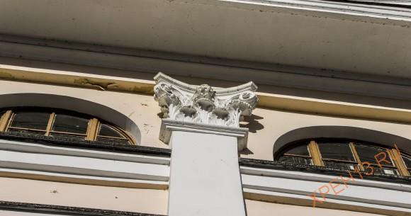 Московская область, г. Подольск, усадьба Дубровицы. Весна 2014.