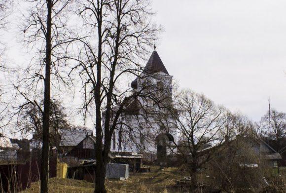 Калужская обл., Малоярославецкий р-н, с. Поречье. Весна 2014.