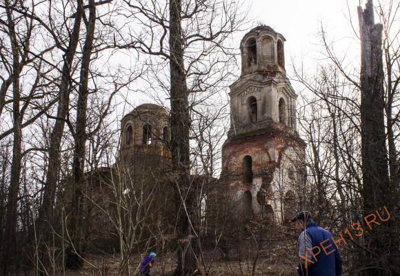 Церковь Никиты Великомученика в Казариново, 1903-1904 гг.