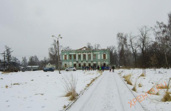 Тульская область, Ясногорский район, пос. Есуковский. Весна 2014.