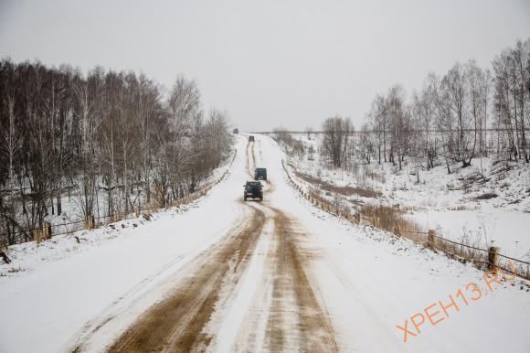 Заочье, Тульская область. Весна 2014.