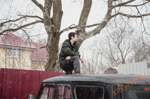 Московская область, Серпуховской район, д. Жерновка. Весна 2014.