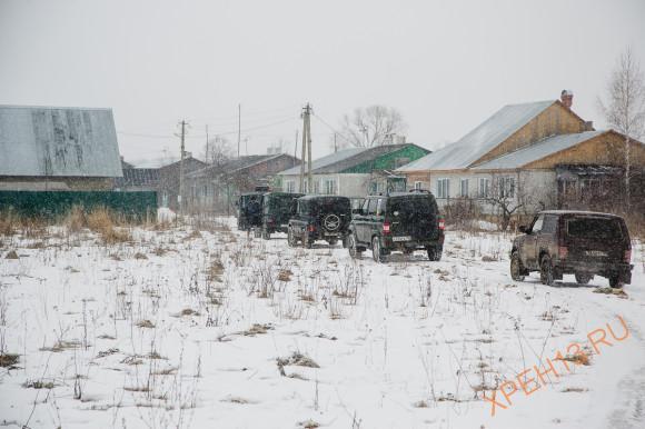 Тульская область, Ясногорский район. Весна 2014.