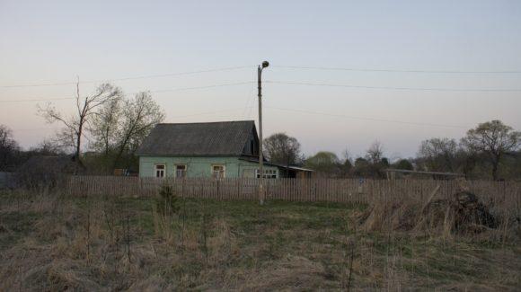 Бывший дом моих двоюродных бабушки и дедушки.