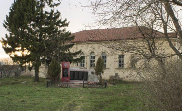 Калужская область, Бабынинский район, с.Кумовское. Весна 2014.