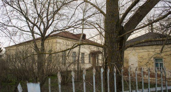 Калужская область, Бабынинский район, с. Кумовское. Весна 2014.