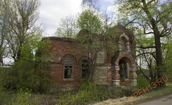 Тверская обл., Торжокский р-н, д. Дары. Весна 2014.