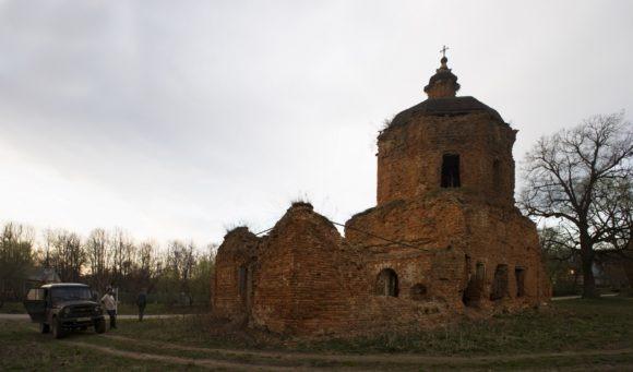 Пятницкая церковь,1771.