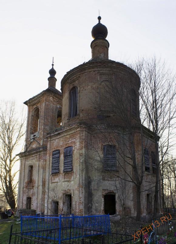Борисоглебская церковь,