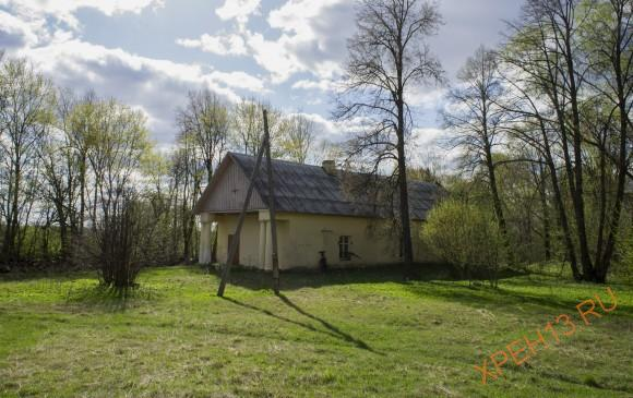 Тверская обл., Торжокский р-н, с. Глухово. Весна 2014.