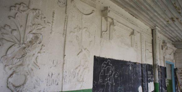 Усадьба Грузины. Тверская область, Торжокский р-н, Грузины. Весна 2014.