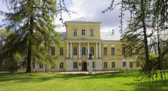 Литературно-мемориальный музей А.С. Пушкина в Берново..