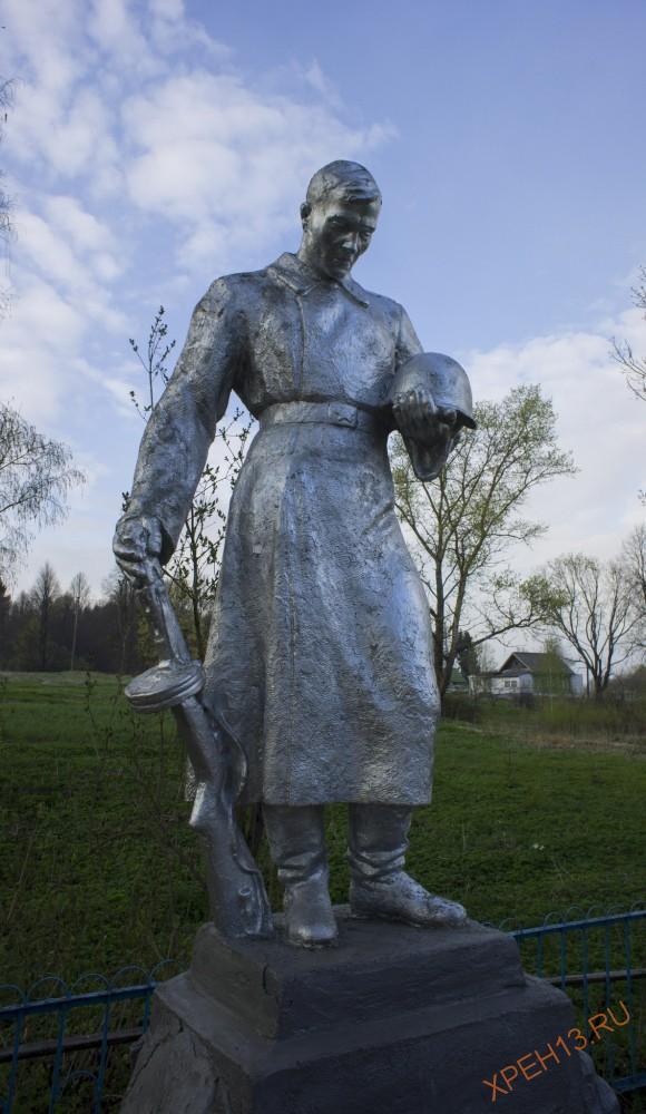Тверская область, Старицкий район, д. Берново. Весна 2014.
