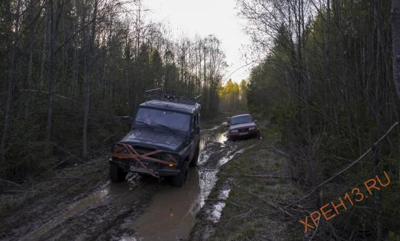Тверская обл., Старицкий р-н. Весна 2014.