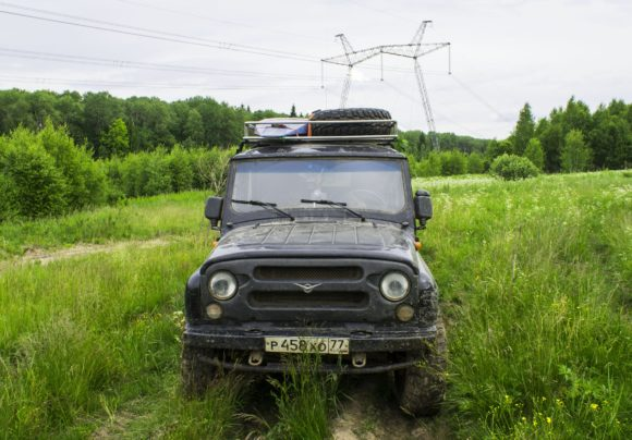 Калужская область, Малоярославецкий район. Лето 2014.