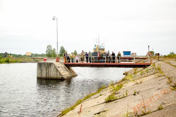 пос. Повенец, Медвежьегорский район, респ. Карелия. Лето 2014.