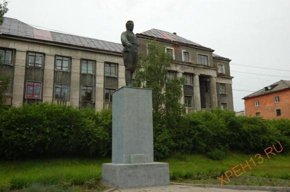 респ. Карелия, г. Медвежьегорск. Лето 2014.