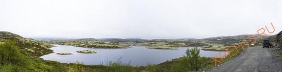 Кольский полуостров, Мурманская область. Лето 2014.