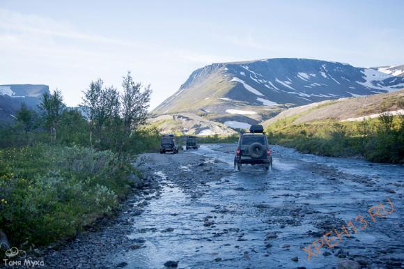Мурманская область, Хибины. Лето 2014.