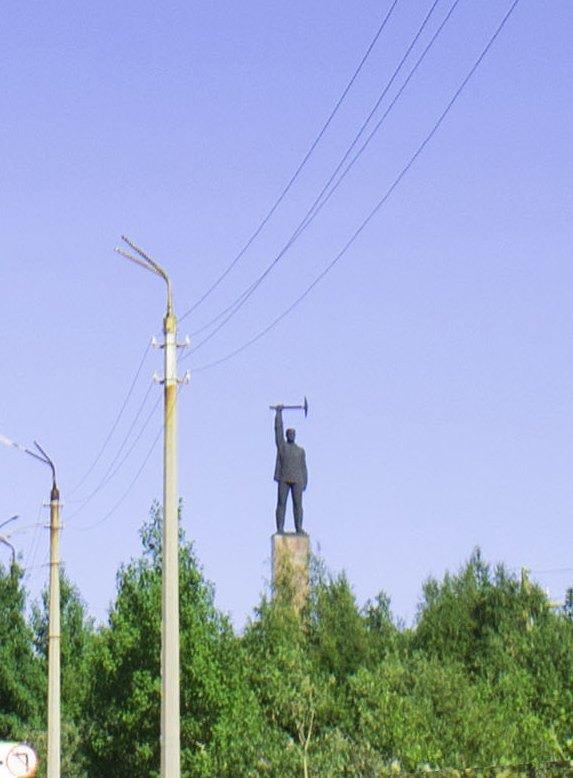 Мурманский район, г. Мончегорск. Лето 2014.