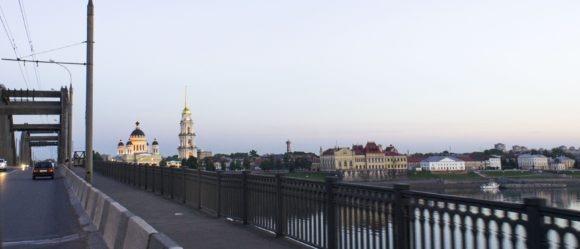 Очередной раз не осмотренным остается город Рыбинск.