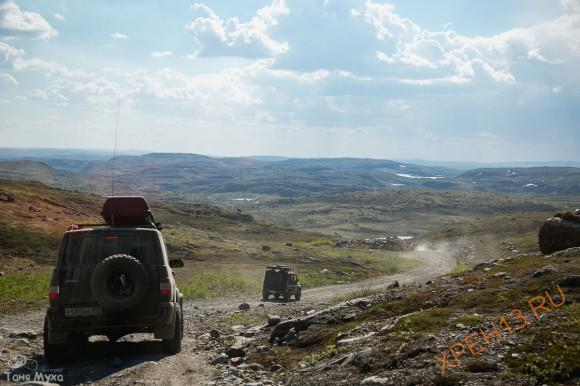 Мурманская область, полуостров Рыбачий. Лето 2014.