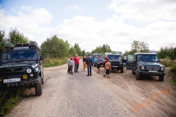 Тверская область, Калязинский район. Лето 2014.