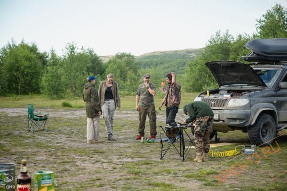 Мурманская область. Лето 2014.