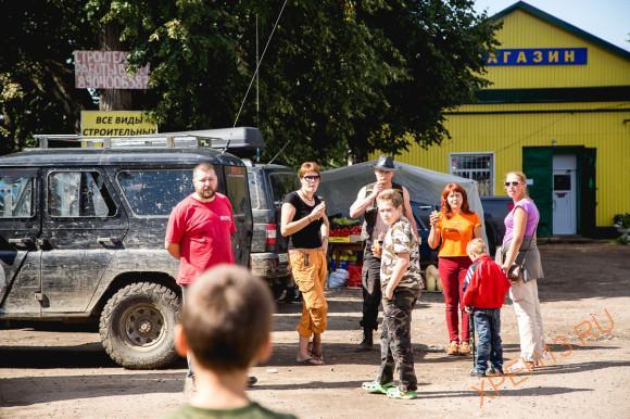 Тверская область, Калязинский район. р. Нерль. Лето 2014.