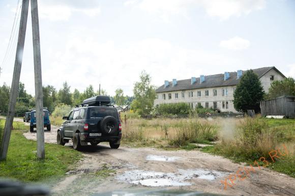 Тверская область, Кашинский район, с. Пустынька. Лето 2014.