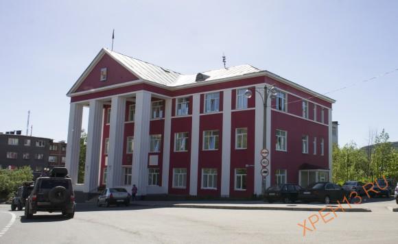 Мурманская область, г. Апатиты. Лето 2014.