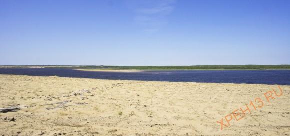 Кольский полуостров. Мурманская область, Терский район, Белое море. Лето 2014.