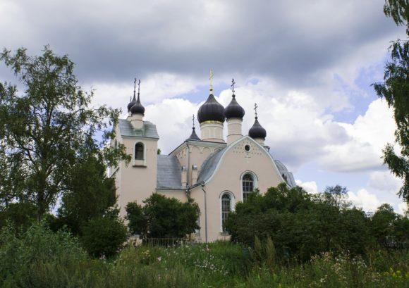 Тверская обл., Кашинский р-н, с. Уницы. Лето 2014.